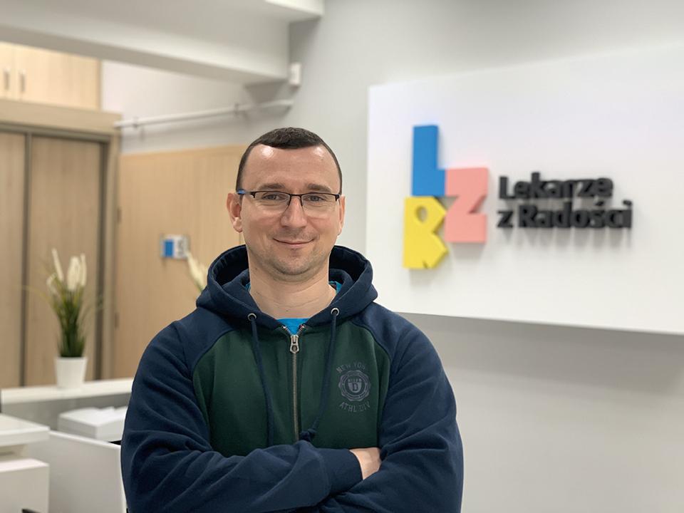 Dr Andrzej Stańko - Lekarze z Radości
